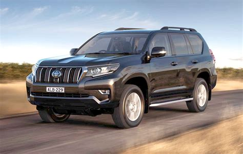 Toyota Prado 2020 by 2020 Toyota Prado Review Engine And Release Date Just