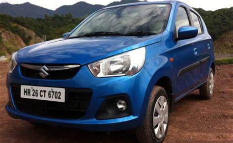 Maruti Suzuki Alto Specification Maruti Suzuki Alto K10 Vxi Price Features Car Specifications