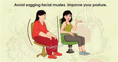 7 Tips For Improving Your Posture by Improve Your Posture Pinkmirror