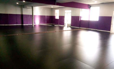 Acoustyl, PVC floorings in a dance school of Barcelona