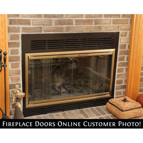 Installing Glass Fireplace Doors 17 Best Images About Fireplace Doors 500 On Save Your Money Hearth And