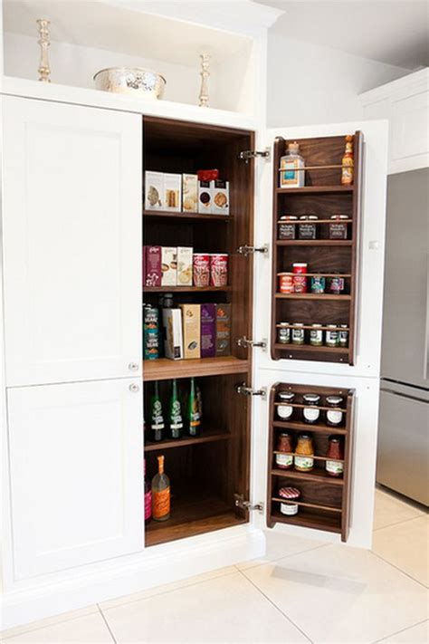 pantry door shelves home decorating trends homedit