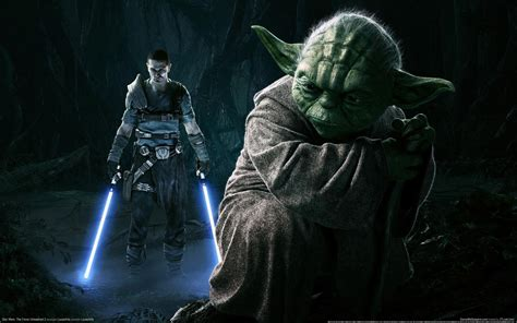 star wars the force 0241201160 starkiller wallpapers wallpaper cave