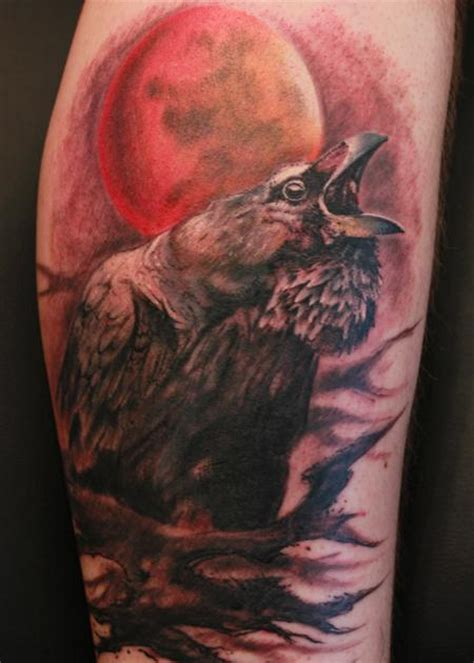 raven moon by steve phipps tattoos