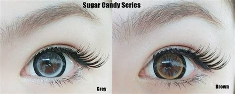 Lollipop Brown Softlens jual softlens eos sugar free ongkir softlensmurahku