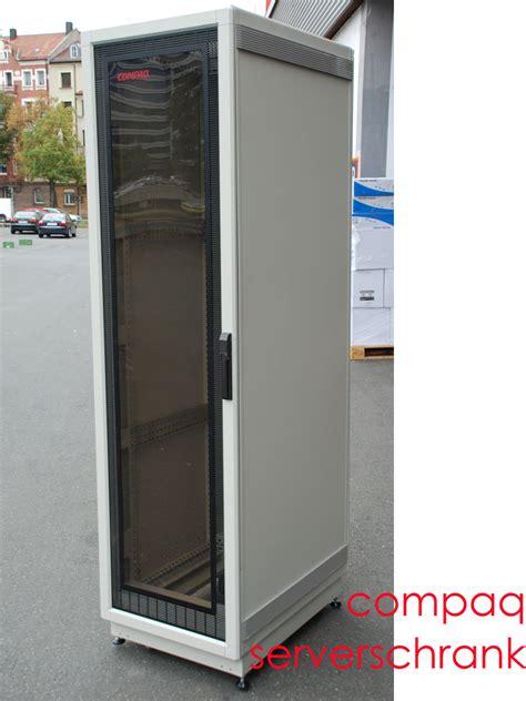 server schrank hp compaq serverschrank rack 19 quot 48cm 85cm tief f 220 r alle