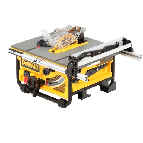 Dewalt Compact Table Saw table saws dewalt saws table 15 10 in compact