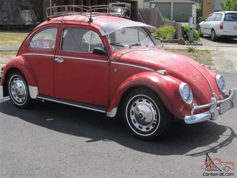 67 Volkswagen Beetle by Vw Beetle 67 Model Drive Anywhere In Vic