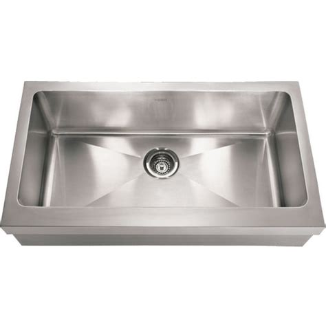 franke stainless apron sink franke farm house stainless steel drop on sink straight