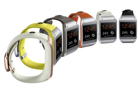 Smartwatch Galaxy Gear Samsung Galaxy Gear Smartwatch