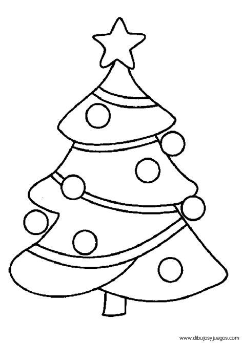 dibujo de arbol navidad 013 dibujos y juegos para