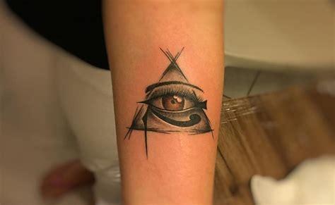 tatuagem olho de horus conhe 231 a seus significados e inspire se