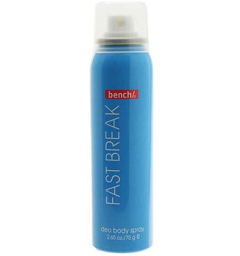 bench body spray fast break deo body spray bench online store