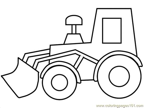 coloring pages truck14 transport gt construction free
