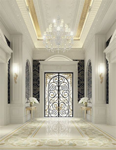 luxury home interior designs 19 best luxury entrance lobby designs by ions design