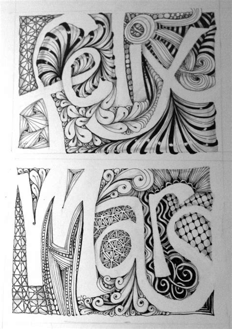 ways to doodle your name 25 best ideas about zentangle drawings on