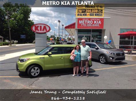 Kia Atlanta South Auto Financing Cartersville Ga Metro Kia Atlanta Credit