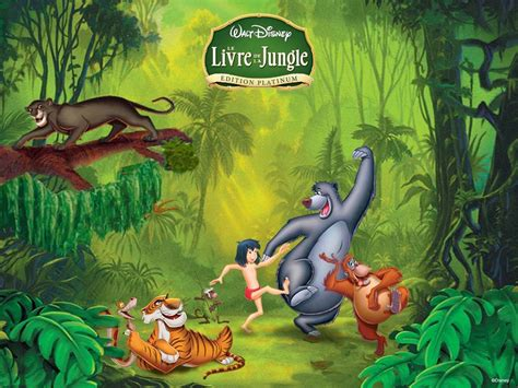 jungle book picture top wallpapers february 2009