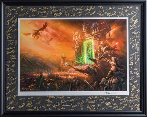 world of warcraft beyond the blizzcon 174 2017 charity auction has begun mmo chion bluetracker