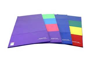 tumbl trak folding gymnastics mat 4ft x 8ft