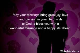 Wedding Wishes God Wedding Congratulations