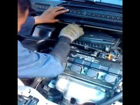 Mesin Mobil letak nomor mesin rangka honda