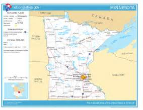 In Mn United States Geography For Minnesota