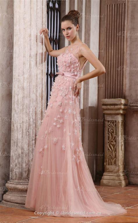 Dress Luxury Dress a line sweetheart neck floor length tulle chiffon luxury