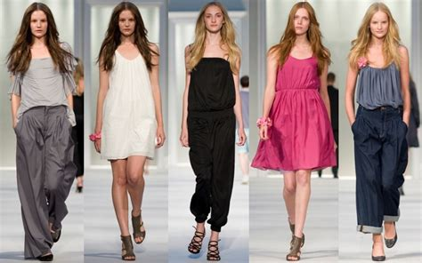 Summer 08 Trends High Picks by Fashion Agenda Stockholm Fashion Week Berita Terkini