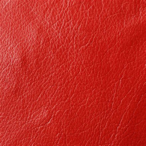 red swatch items similar to vibrant red leather cowhide swatch on etsy