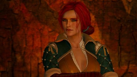 witcher 3 yennefer and triss armors at skyrim nexus mods the witcher 3 triss romance option won t be tweaked in the