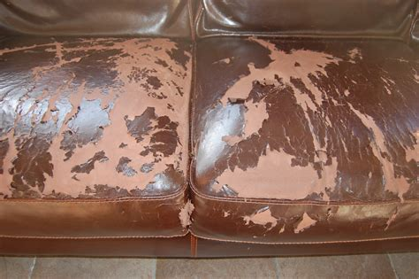 peeling leather couch repair wait a minute this is not real leather directions