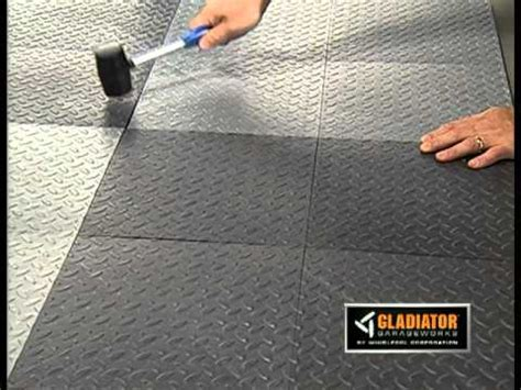 Gladiator®: Tile Floor Covering   YouTube