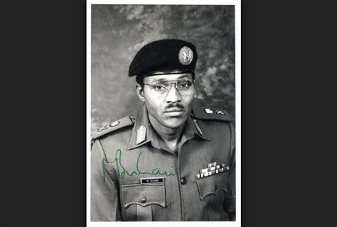 biography of muhammad kabiru gombe buhari nigeria s strictest leader politics nigeria