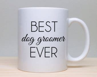 dog coffee mug etsy