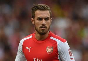 Ramsey i want to emulate gerrard or lampard for arsenal goal com