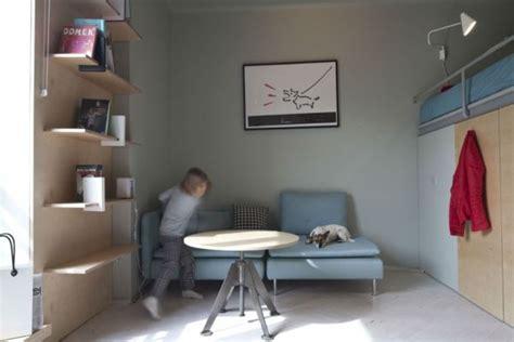 Tiny Bedroom Solutions dizajn doma interijer doma namjestaj arhitektura