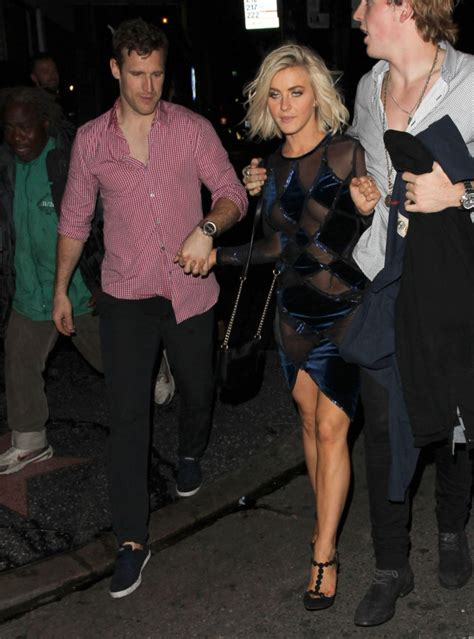 julianne hough wardrobe malfunction dwts celebrities attend quot dancing with the stars quot finale after