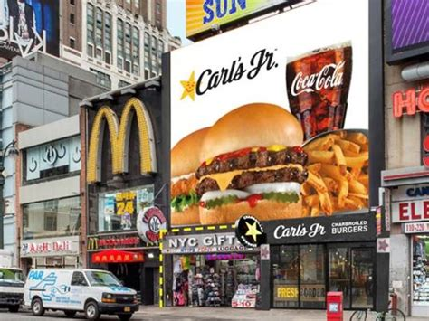 new year meal nyc fast food chain carl s jr to debut in new york city next