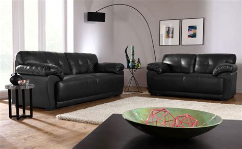 pictures of living rooms with black leather furniture 35 best sofa beds design ideas in uk