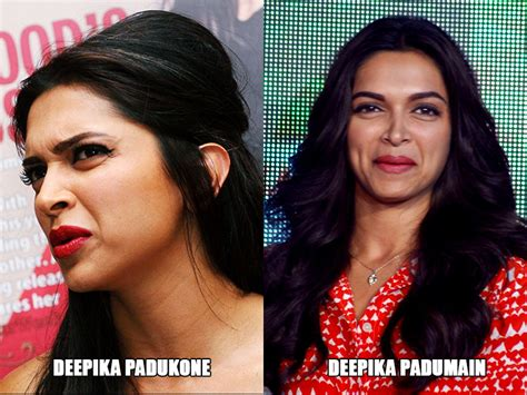 celebrity look meaning in hindi 26 indian celebrity names photoshopped into witty double