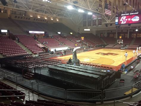 Section Q by Conte Forum Section Q Rateyourseats