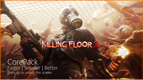 killing floor 2 deluxe edition corepack 11 3 gb corepack releases corepack official