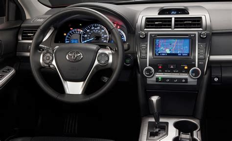 Camry 2014 Interior by Car And Driver