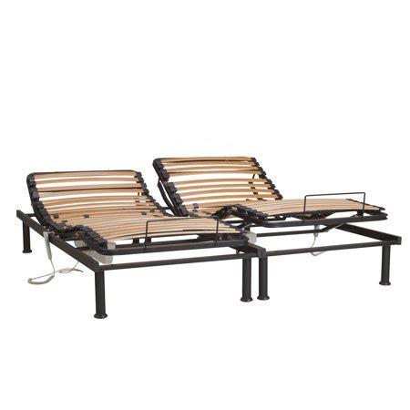 posture electric adjustable bed frame walmart