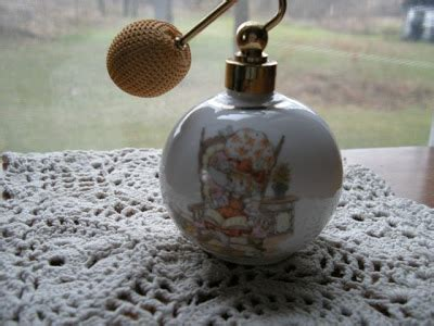 perfume bottle with holly perfume that s just not you the non
