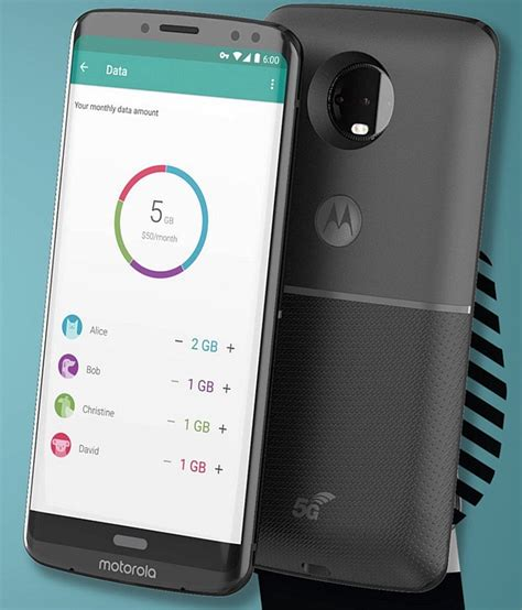 Moto Z3 Play Moto Z3 And Z3 Play Images 5g Moto Mod Spotted
