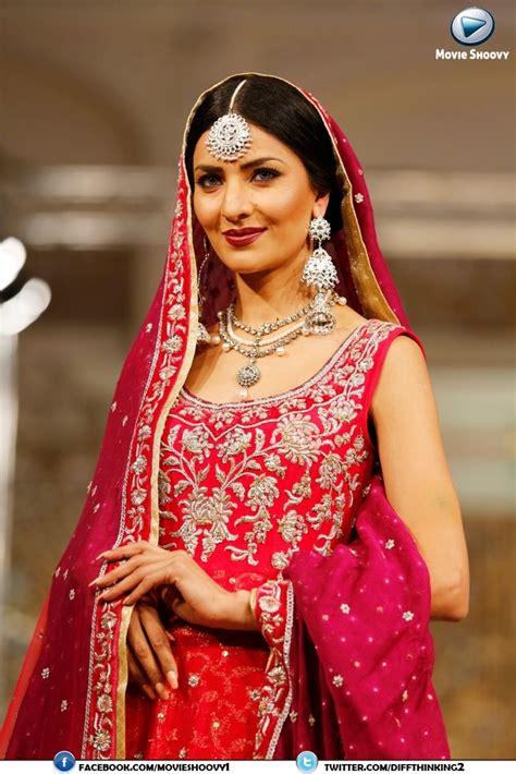 Shoo V Asia zaheer abbas collection at weddings of asia pakistan fashion week movieshoovy