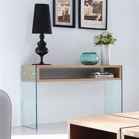 Narrow Glass Console Table Wood And Glass Narrow Console Table Stylish And Modern Narrow Console Table Babytimeexpo