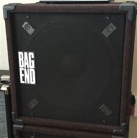 bag end s15 d bass speaker cabinet reverb
